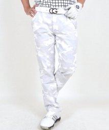 SantaReet/【COMON GOLF】カツラギストレッチ素材美脚総柄ゴルフパンツ(CG-NF1702)/502562704