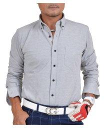 SantaReet/クールマックスストレッチボタンダウンシャツ(GW-P3671)/502562729