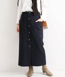 IENA/パッチポケット フロントボタンスカート◆/502563455