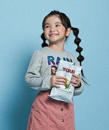anyFAM(KIDS)/【140-150cm】ミラクルスパンコール スムース Tシャツ/502565592