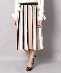 Rose Tiara(L SIZE)/カラープリーツニットスカート/502565770