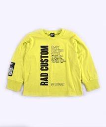 RAD CUSTOM/天竺写真プリントビッグTシャツ/502487820