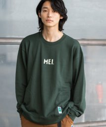 coen/MEI(メイ)別注スウェットクルーネック/502559500