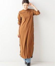 JOURNAL STANDARD relume/【NOMA t.d.】Rib Long Dress:ワンピース/502567279