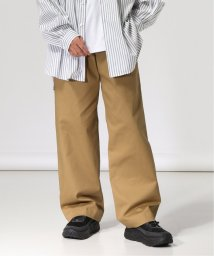 JOURNAL STANDARD/NUMBER M/ ナンバーエム : stretch wide chino pants/502567510