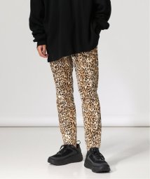 JOURNAL STANDARD/NUMBER M/ ナンバーエム : LEOPARD PATTERN PANTS/502567511