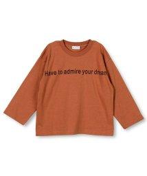 branshes/ロゴ長袖Tシャツ/502567698