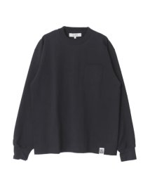 URBAN RESEARCH/FSC 12/- TUBE POCKET LONG-SLEEVE T-SHIRTS/502569339