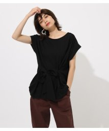 AZUL by moussy/Waist ribbon tops/502420432