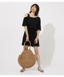 AZUL by moussy/One shoulder cut all in one/502420436