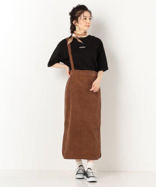 archives(アルシーヴ)/A-アシメサス付きタイトスカート/195173129007