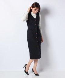 Mint Glam/ハードチノ 2WAYジャンパースカート/502520653