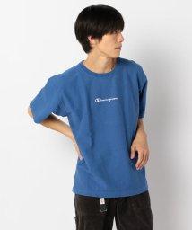 GLOSTER/【CHAMPION/チャンピオン】リバースウィーブ ロゴ刺しゅう Tシャツ/502552167