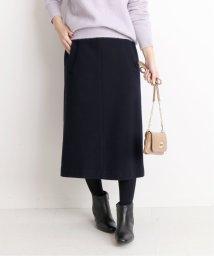 SLOBE IENA/モッサAラインスカート◆/502571546