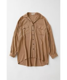 moussy/OVER SILHOUETTE シャツ/502572351