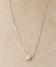 DECOUVERTE/18KWG 0.2ct ダイヤモンド ネックレス H&C/502573164
