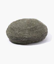TOMORROWLAND GOODS/La Maison de Lyllis リネンかぎ編みべレエ帽/502573231