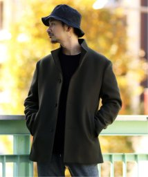 JOURNAL STANDARD relume Men's/【19FW】LANA WOOL 140S スタンドショートコート/502574346