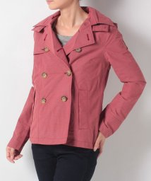 Timberland/【WOMENS】AF DV Pine M Short Trench Rose/502534695
