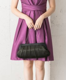 URBAN RESEARCH OUTLET/【UR】COUTURE MAISON チュールプリーツクラッチ/502542057
