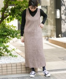 URBAN RESEARCH OUTLET/【ITEMS】ケーブルワンピース/502542209