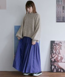 URBAN RESEARCH OUTLET/【KBF】WEB限定ジャガードマキシスカート/502542042