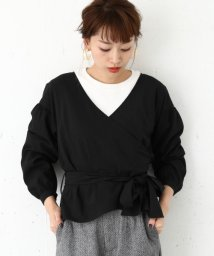 URBAN RESEARCH OUTLET/【SonnyLabel】カシュクールリボンブラウス/502542138
