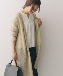 URBAN RESEARCH OUTLET/【DOORS】ラメ混片畦ロングカーデ/502542140