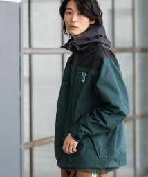 coen/【GO OUT10月号掲載】MEI(メイ)別注カラーブロックマウンテンパーカー/502562092