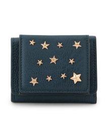 ViS/星型スタッズ3つ折りミニ財布/502569726