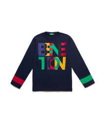 BENETTON (UNITED COLORS OF BENETTON BOYS)/ロゴカラーTシャツ・カットソー/502571591