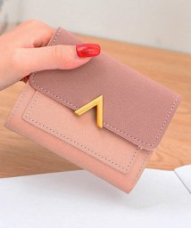miniministore/財布 レディース 三つ折り コンパクト 小さい カード収納 定期入れ おしゃれ/502575346