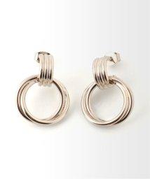 JOURNAL STANDARD/【JUSTINE CLENQUET/ジュスティーヌ・クランケ】 Tatum gold earrings:ピアス/502576117