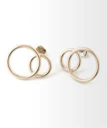JOURNAL STANDARD/【JUSTINE CLENQUET/ジュスティーヌ・クランケ】 Gale gold earrings:ピアス/502576119
