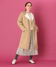 Couture Brooch/【WEB限定プライス/WEB限定サイズ(LL)あり】リバーシブルコート/502576204