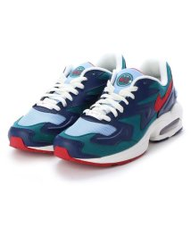 NIKE/ナイキ NIKE AIR MAX2 LIGHT LX (NAVY)/502577782