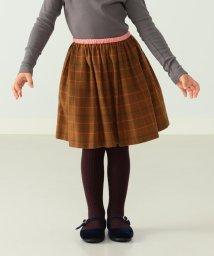 こどもビームス/こども ビームス / ウィンドペン スカート 19(92~130cm)/502577847
