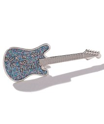 agnes b. FEMME/GI43 BROCHE ギターバッジ/502530747