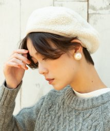 coen/リバーシブルボアベレー帽/502568536
