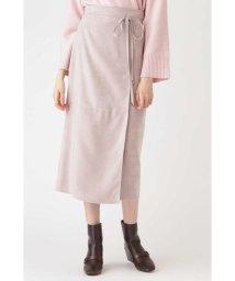 JILLSTUART/◆ノアフェイクスエードラップ風スカート/502578169
