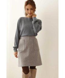 PROPORTION BODY DRESSING/◆ポケット台形スカート/502578203