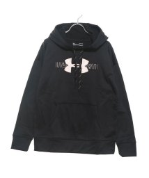 UNDER ARMOUR/アンダーアーマー UNDER ARMOUR レディース スウェットパーカー SYNTHETIC FLEECE GRAPHIC UA LOGO PO HOODIE/502579853