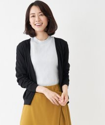 Leilian/【GEMMA】長袖ニットカーディガン/502505392