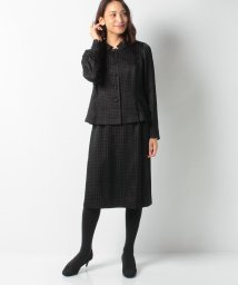 Leilian/【セレモニー】スーツセットアップ/502505403
