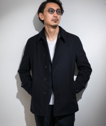 URBAN RESEARCH OUTLET/【ROSSO】メルトンショートステンカラーコート/502542016