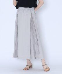LASUD/[MIREPOIX]タックプリーツスカート/502579039
