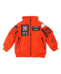 AVIREX/【キッズ】MA-1 モデファイ ハロ/MA-1 MOD HALO KIDS【Avirex Military Camp】/502580400