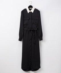 GRACE CONTINENTAL/ロングシャツドレス/502583315