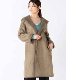 Demi-Luxe BEAMS/Demi-Luxe BEAMS / エコムートン コート/502583533