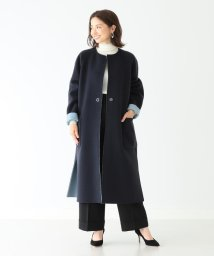 Demi-Luxe BEAMS/Demi-Luxe BEAMS / リバーシブルコート/502583688